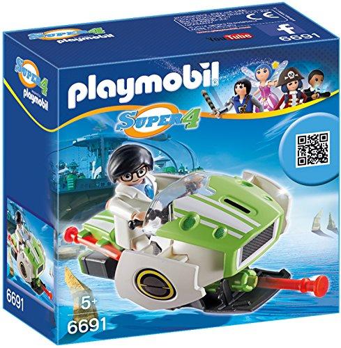 Playmobil 6691 - Skyjet (Super Mario Space)
