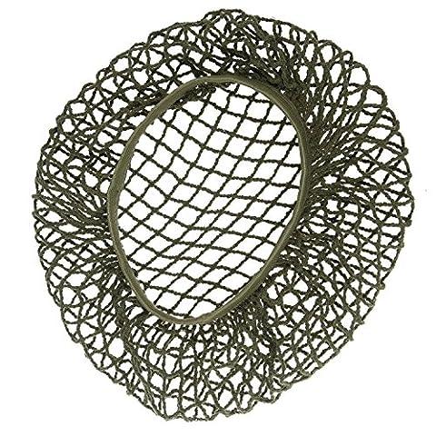 OneTigris Tactical Helmet Net Cover without (Camouflage Cotton Tuta)