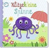 Little Learners - Klitzekleine Spinne: mit kuschelweicher Fingerpuppe
