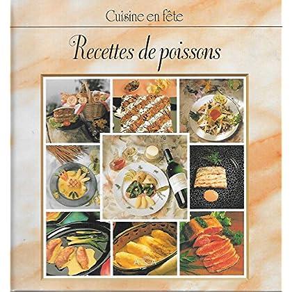 Recettes de poissons (Cuisine en fête)