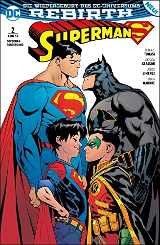 Superman Sonderband: Bd. 2: Super-Söhne (Superman-comic-buch 1)