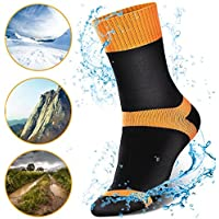 Calcetines Impermeables Hombre&Mujer,Calcetines Impermeables Traspirables,Ciclismo,Running,MTB, M
