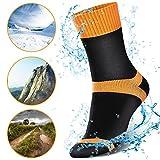 CybGene Wasserdichte Socken Atmungsaktiv Unisex Wandern/Trekking/Ski Socken für Männer Frauen, Größe S