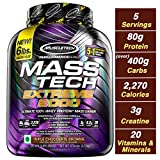 MuscleTech Mass Tech Extreme 2000 (2.72Kg, Triple Chocolate Brownie)