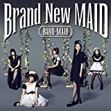 Band-Maid - Brand New Maid (Type B) [Japan CD] CRCP-40461 by Band-Maid