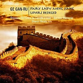 Fairy Lady Meng Jiang: IV. Crying Down the Great Wall