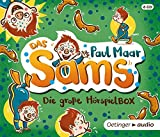 Das Sams. Die große Sams Hörspielbox (6 CD): Hörspiele, 314 Min. - Paul Maar