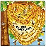 Der Bienenstock: Fensterbuch zum Staunen und Lernen