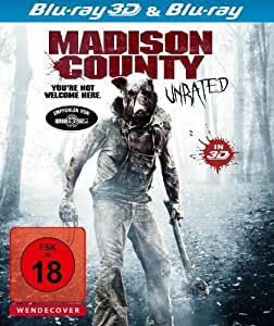 Madison County - Unrated [Blu-ray 3D]