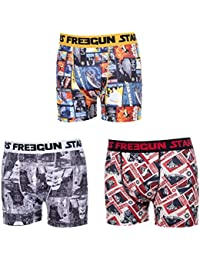 Freegun - Star wars Lot de 3 boxers homme - BAD SPA JOIN ME