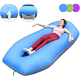 Osaloe Inflatable Lounger, Waterproof Portable Air Sofa Lounger - Ideal Air Couch for Beach Backyard Pool Party Park…