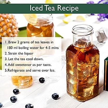 Indiens-Original-Masala-Chai-Tee-Loose-Leaf-100-Tassen-200-g-Perfekte-Mischung-aus-schwarzem-Tee-Zimt-Kardamom-Nelken-und-schwarzem-Pfeffer-Gewrzter-Chai-Tee-Chai-Latte