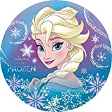 Essbarer Tortenaufleger Frozen Eiskönigin Oblate Motiv 1