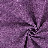 Fabulous Fabrics Sweatshirt Angeraut lila — Meterware ab