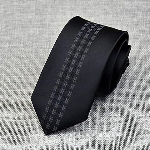 Uomo Fashion Business Tie alta qualità Jacquard Woven Suits Cravatta