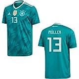 adidas DFB Deutschland Trikot Away Kinder 2018/2019 - MÜLLER 13