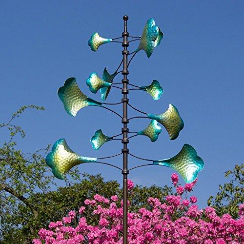 RA ss-rag-11311200,7cm Vertikal Kinetic Blume stake-multi Farbe