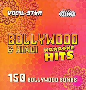 Vocal-Star Bollywood Hindi Karaoke Hits - CDG Discs - 150 Songs