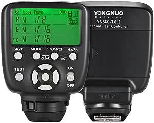 Yongnuo Yn560 Tx Ii Trigger Fernbedienung Lcd Sender Elektronik
