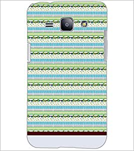 PrintDhaba Pattern D-1097 Back Case Cover for SAMSUNG GALAXY J1 (Multi-Coloured)