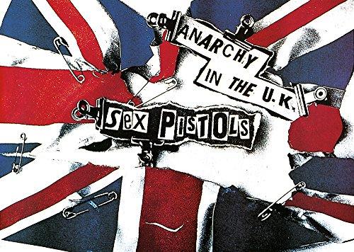 GB eye LTD, Sex Pistols, Anarchy, Maxi Poster, 61 x 91,5 cm