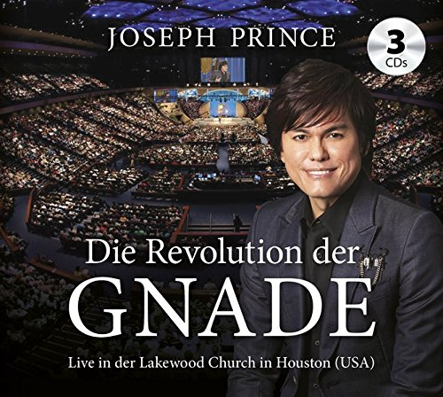 Die Revolution der Gnade: Live in der Lakewood Church in Houston (USA)