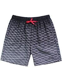 Bañador de Natación Leisure Pantalones Shorts Playa Surf Trajes De Baño Para Hombre