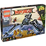 LEGO - 70611 - LEGO Ninjago - Jeu de Construction - L'Hydro - Grimpeur