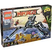 LEGO Ninjago - Ninjago Guerrero acuático (70611)