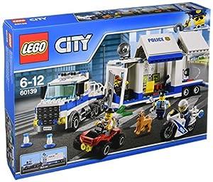 LEGO City - Centro de control móvil (60139)