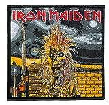 Iron Maiden - Iron Maiden (Patch/Aufnäher, gewebt) [SP2546]