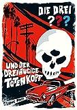 Die drei ??? und der dreiäugige Totenkopf (drei Fragezeichen): Graphic Novel