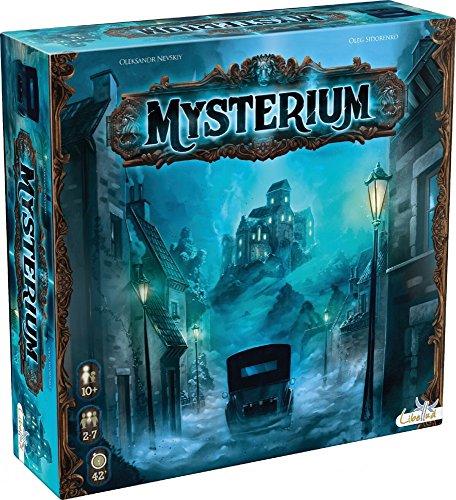 Mysterium - Grundspiel - Brettspiel | DEUTSCH | Asmodee