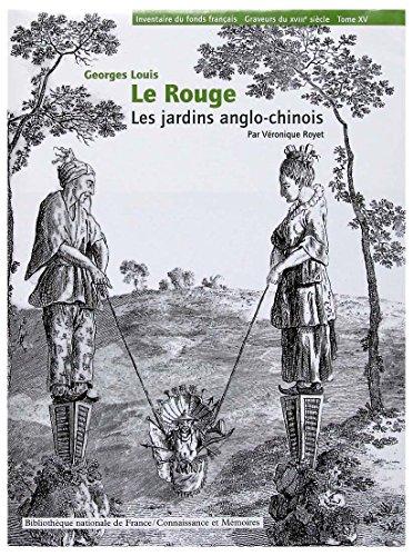 Georges Louis le Rouge : Le jardin anglo...