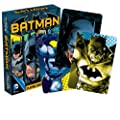 Carte à Jouer Batman DC Comics - Set de 52 Cartes (nm)