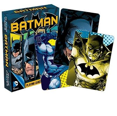 Carte à Jouer Batman DC Comics - Set de 52 Cartes (nm)