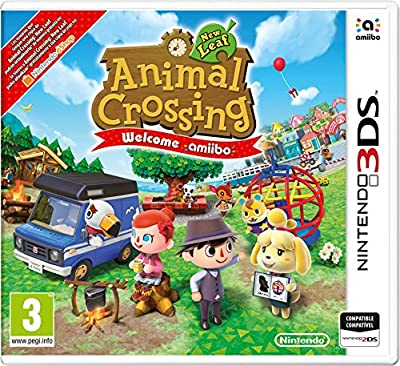 Animal Crossing New Leaf: Welcomo amiibo (Sin Tarjeta amiibo)
