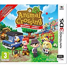 Animal Crossing New Leaf: Welcome amiibo (Sin Tarjeta amiibo) - [Edizione: Spagna]