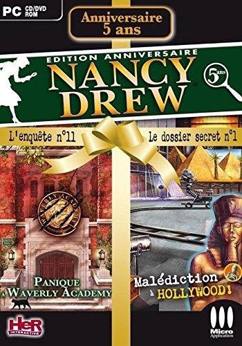 les-enquetes-de-nancy-drew-waverly-edition-collector