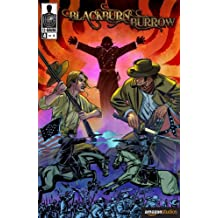 Blackburn Burrow Issue #4