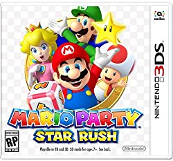 Nintendo 3DS Mario Party Star Rush (NTSC - US Version)