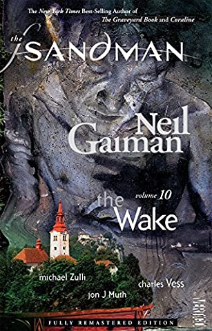 Sandman Tome 10 - Sandman Volume 10: The Wake (New Edition)
