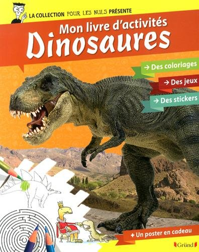 POUR LES NULS ACTIVITES - Les Dinosaures