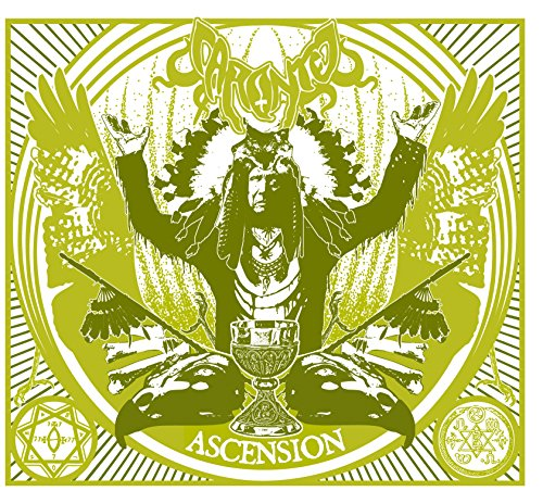 Caronte: Ascension (Digipack) (Audio CD)
