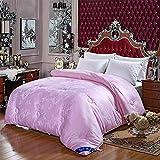 Bereits Vier Jahreszeiten können als Alternative zu hypoallergenen maschinenwaschbaren Bettdecken verwendet Werden@Pink_180 * 215 cm