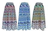 PMS Cotton Multi Color Wrap Around Woman...
