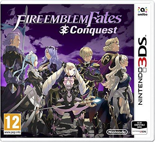 Preisvergleich Produktbild 3Ds Fire Emblem Fates : Conquest (Eu)