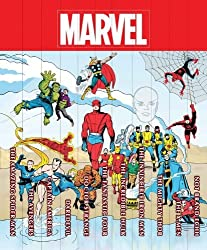 Marvel Famous Firsts: 75th Anniversary Masterworks Slipcase Set by Stan Lee (2014-09-23)
