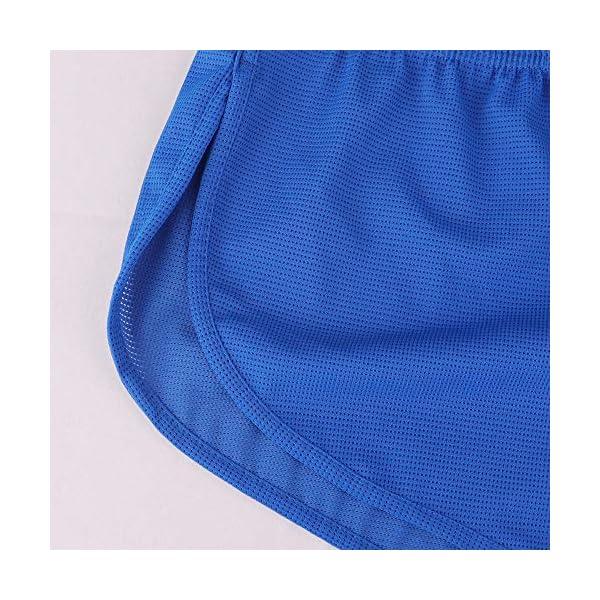 61bD0AXYeeL. SS600  - Hombres Extremo Malla Pantalones Cortos con Grande División Lados Ropa Interior Bóxers Bragas Slips