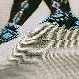 Luxbon Baumwolle Leinen Kissenbezug Kissen Fall Sofa Taille Throw Cover Pillowcase Huelle Couch Stuhl Auto Haus Deko 45 x 45 cm Tapestry Jacquard Retro indischer Elefant - 6